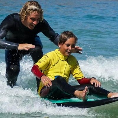 Cape Town Surfing